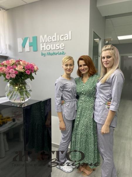 У «Medical House by Nesteryak» усі пацієнти почуваються, як удома