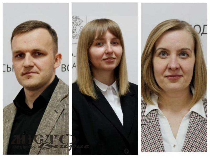 У Володимирі обрали ще трьох переможців конкурсів на заміщення вакантних посад начальників відділів та управлінь