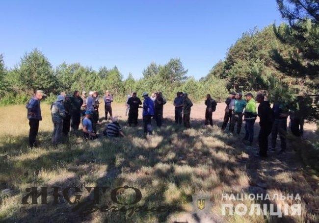 На Волині в лісі знайшли зниклого 91-річного дідуся