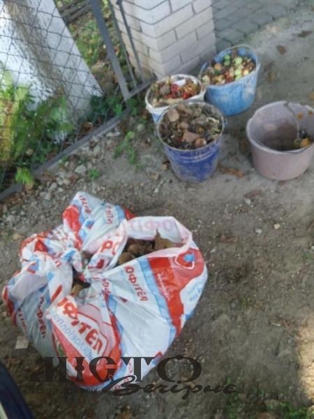 Мешканцям Зимнівської громади пояснили, як правильно фасувати побутові відходи