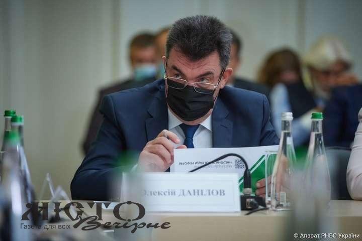 Україна не зможе уникнути локдауну, він буде стовідсотково – Данілов