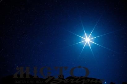 «Вифлеємська зірка» зійде на небі вперше за 800 років
