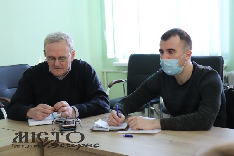 Відбулася нарада з начальниками управлінь та структурних підрозділів міськради Володимира-Волинського