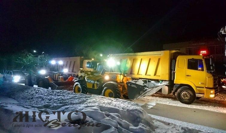 У Володимир-Волинській громаді для ліквідації наслідків стихії залучали 43 одиниці техніки