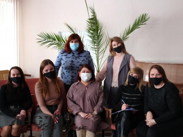 У Володимирі говорили про профорієнтацію учнівської молоді