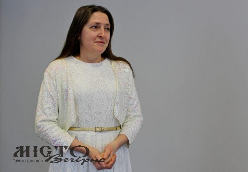 Володимирчанка отримала почесне звання «Мати-героїня»