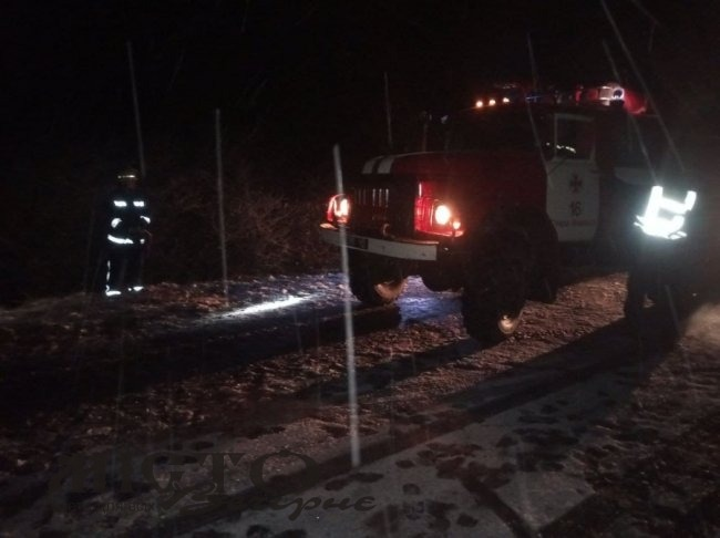 На Волині три автівки потрапили в кювети