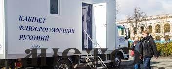На території Володимир-Волинського району працюватиме мобільний флюорограф