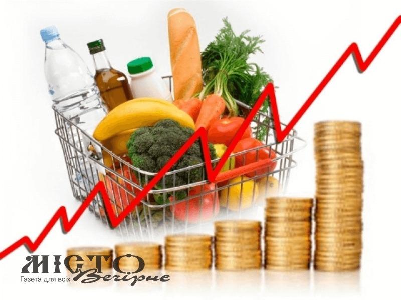 На Волині індекс споживчих цін зріс більш ніж на 100%