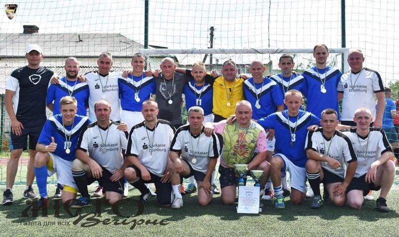 Команда 14-ї бригади перемогла у турнірі з мініфутболу у Володимирі