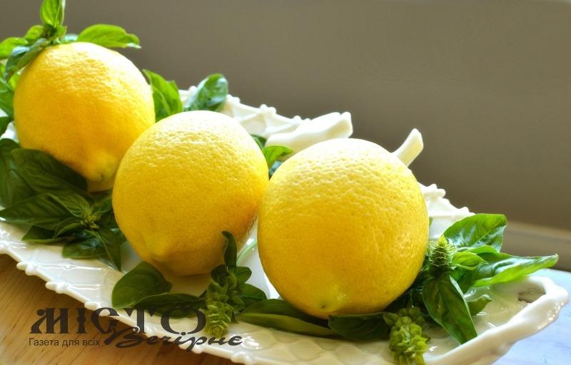 Ціни на лимони зросли на 22%