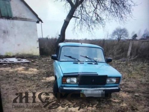 У жителя Любомльщини покупці брухту викрали зварювальний апарат