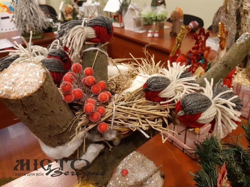 Володимирчани стали переможцями у конкурсах новорічно-різдвяної атрибутики та традицій