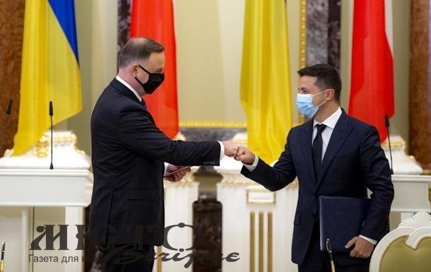 Наступного тижня Зеленський відвідає Польщу