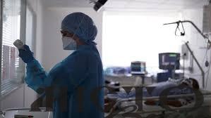 Володимир-Волинська лікарня більш ніж на половину заповнена пацієнтами з COVID-19