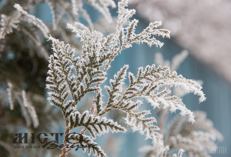 З 11 листопада до України прийдуть невеликі морози
