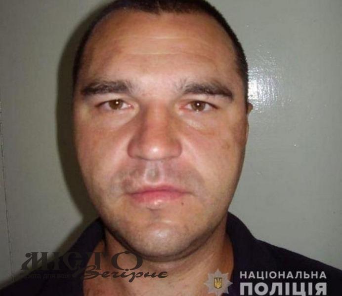 Поліція розшукує особливо небезпечного злочинця з Володимира-Волинського