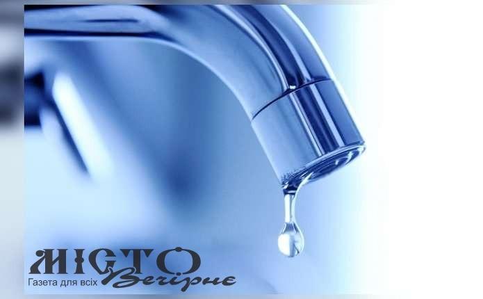 27 квітня у Володимирі увійськовому містечку не буде води