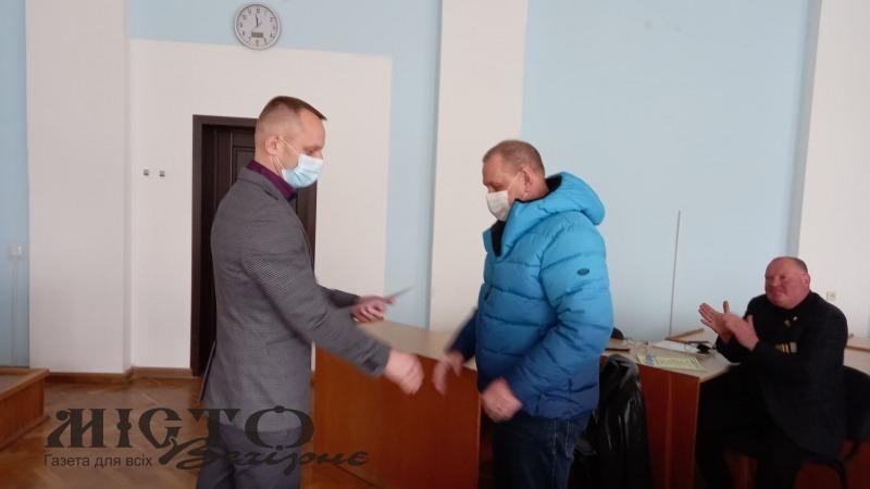 У Володимирі привітали ветеранів державної прикордонної служби
