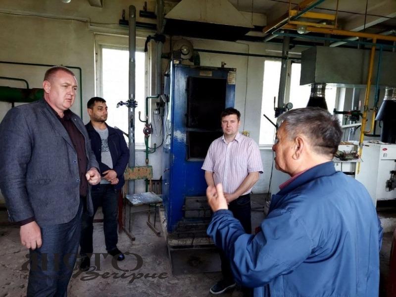 Теплоенерго у Володимирі автоматизовує роботу котельні