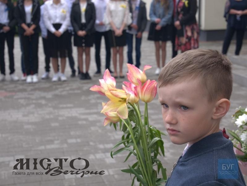 На останньому дзвонику Зимнівського ліцею вручили нагороду за перемогу в конкурсі «Дієва школа»