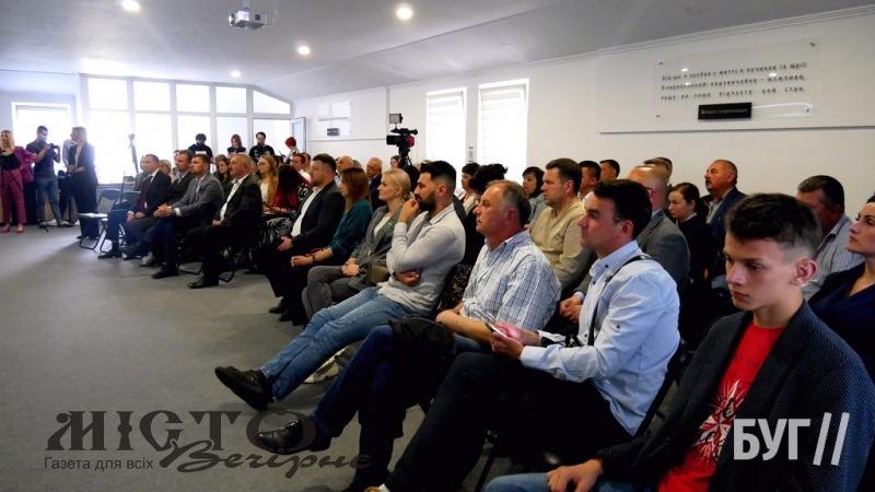 У Володимирі відкрили Агенцію регіонального розвитку Прибужжя