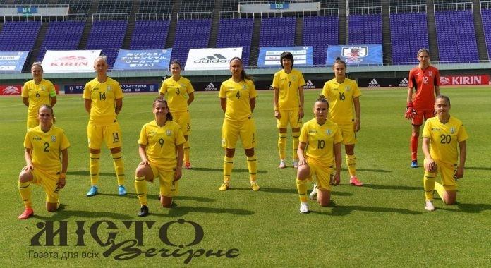 Збірна Японії перемогла українську команду, в якій були спортсменки ФК «Ладомир»