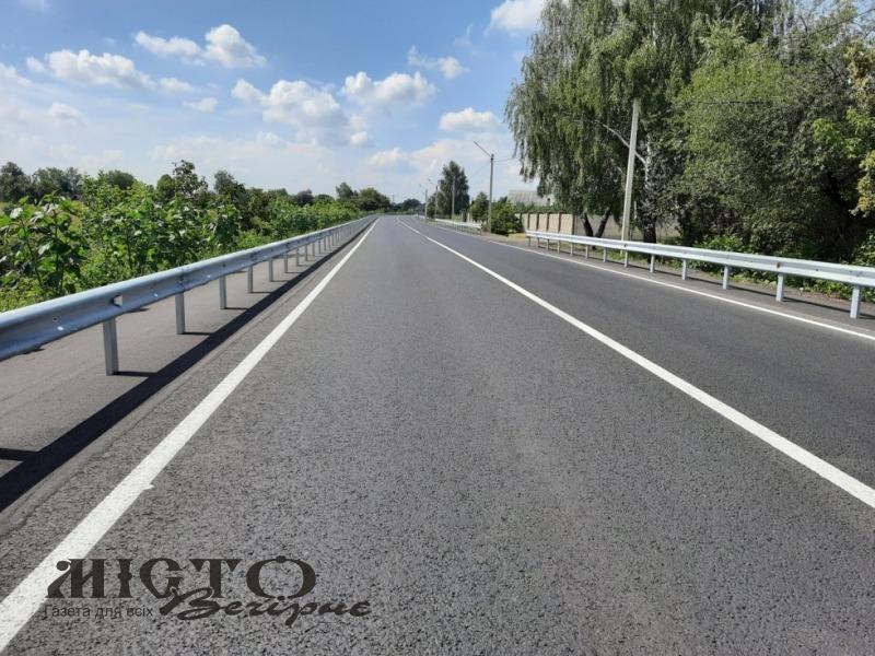 На Волині у 2020 році відремонтували понад 130 кілометрів доріг
