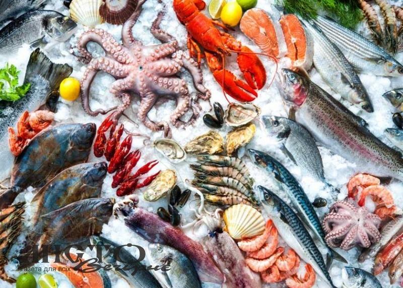 Україна встановила рекорд з експорту риби