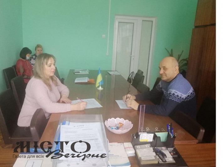 Обговорили хід громадських робіт на території Оваднівської громади