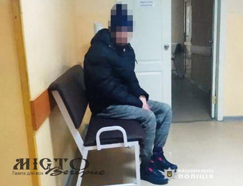 У Володимирі на гарячому затримали зловмисника, який обікрав магазин