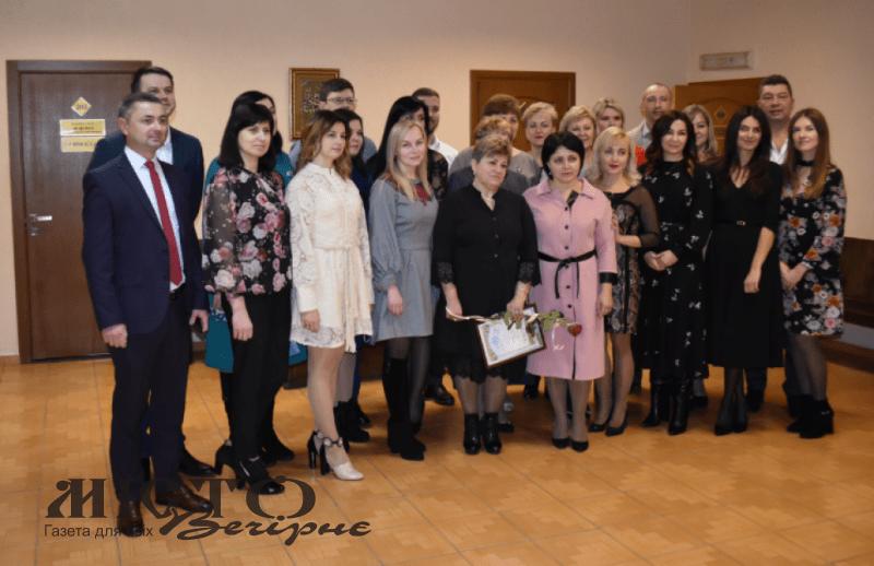 У Володимирі вітали працівників суду
