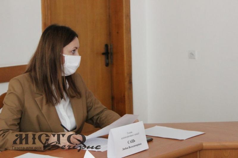 У Володимирі відбулось засідання адміністративної комісії