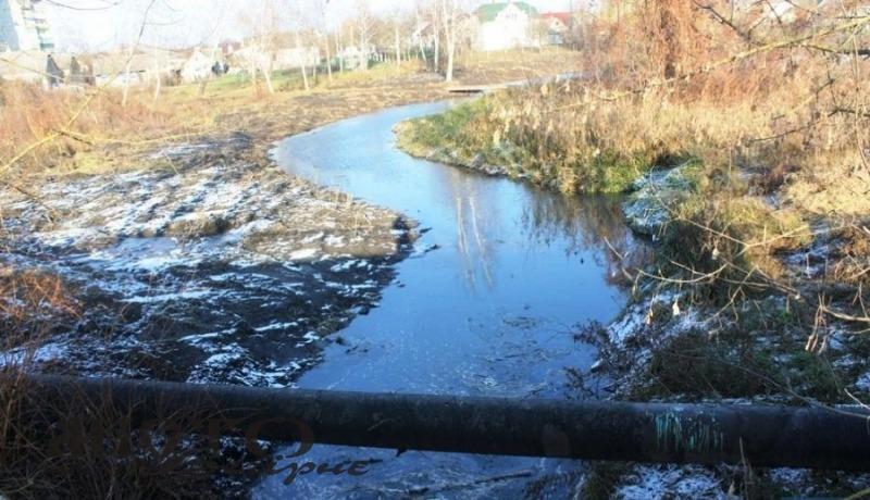 Роботи з розчистки Риловиці не можуть продовжити через громадську організацію з Києва