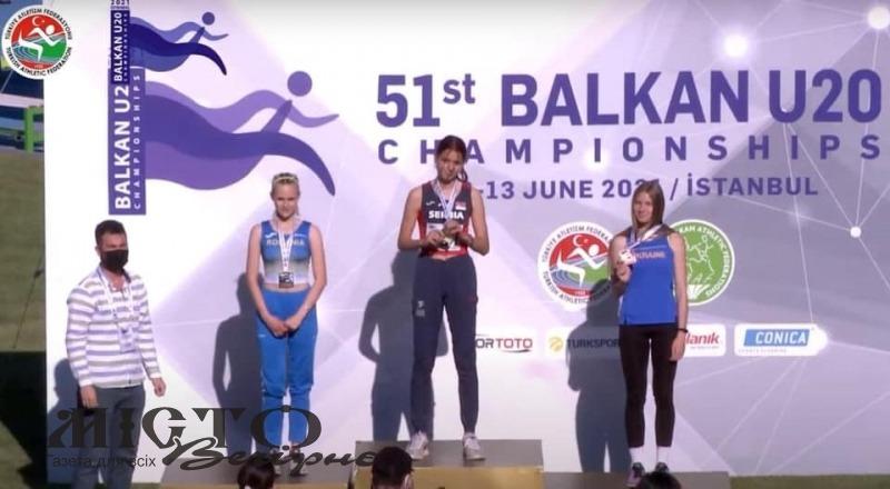 Спортсменка з Володимира здобула «бронзу» на чемпіонаті у Туреччині