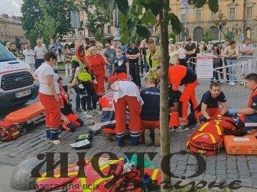 Під час півмарафону у Львові помер 23-річний учасник