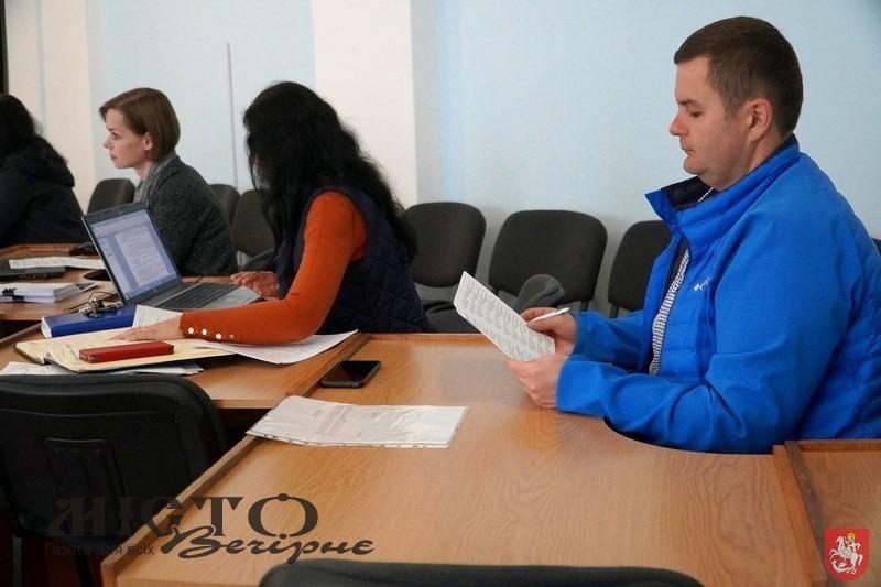 У Володимирі відбулось засідання постійної комісії з земельних питань