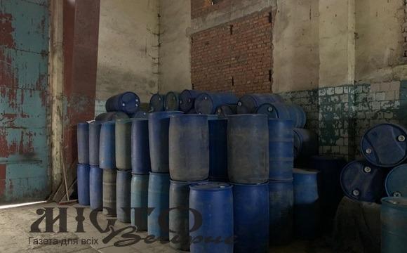 У водія у Володимирі вилучили дві тонни горілки