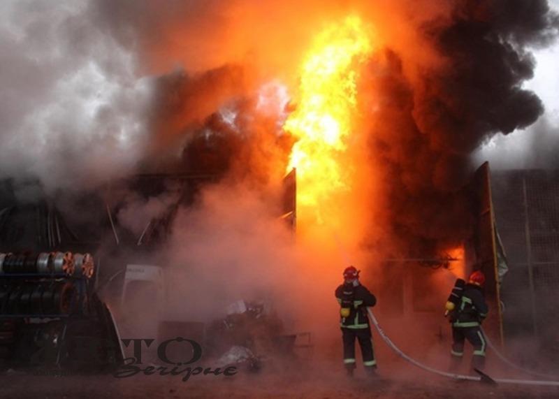 Рада збільшила штрафи за порушення пожежної безпеки