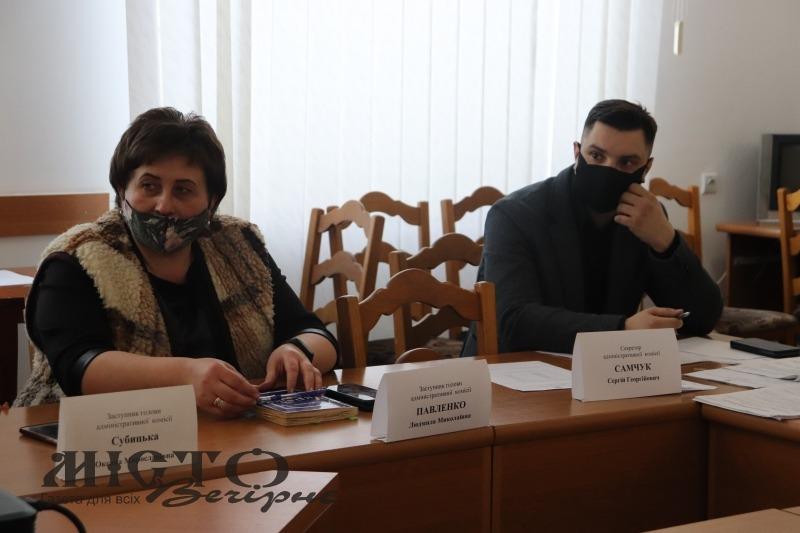 У Володимирі відбулося засідання адміністративної комісії