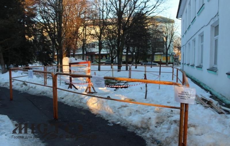Володимирчан та гостей міста просять обходити стороною міську раду