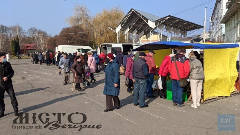 У Володимирі відбувся м'ясний ярмарок