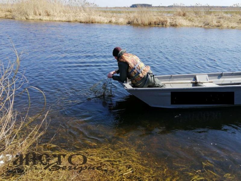 У Володимир-Воилнському районі спіймали рибалок-порушників