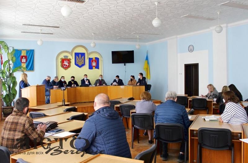 У Володимирі відбулось чергове засідання виконкому