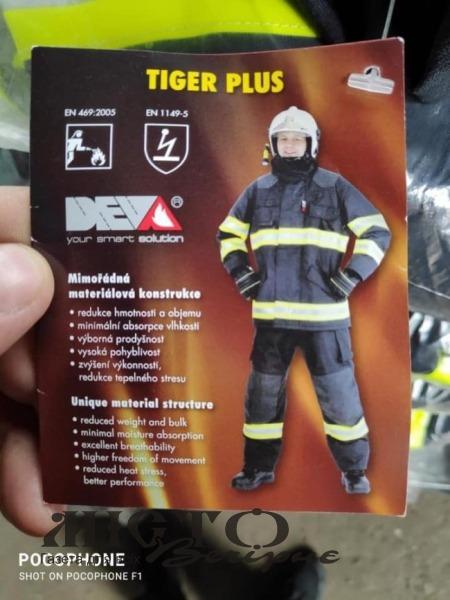 На Волині разом з «гуманітаркою» намагалися незаконно провезти одяг для пожежників