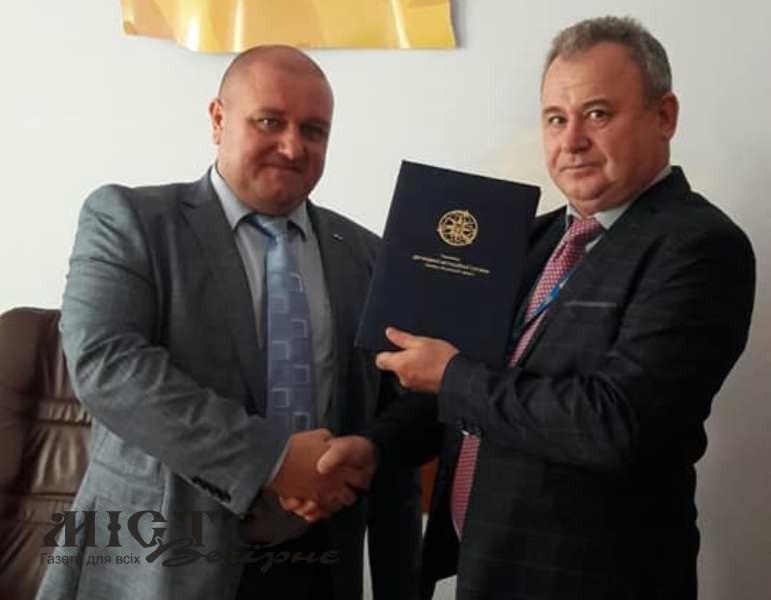 У Володимирі та Нововолинську представили нових начальників міграційної служби