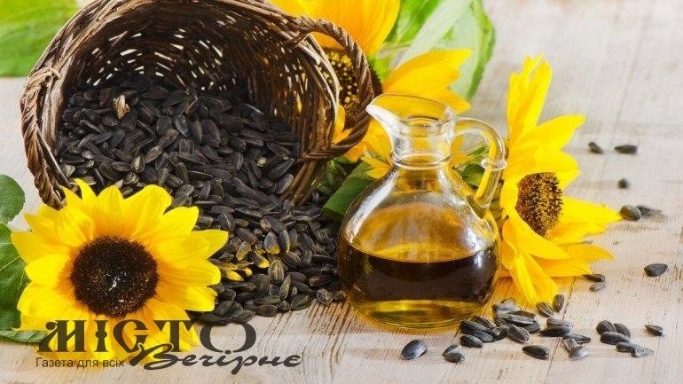 Ціни на українську соняшникову олію впали