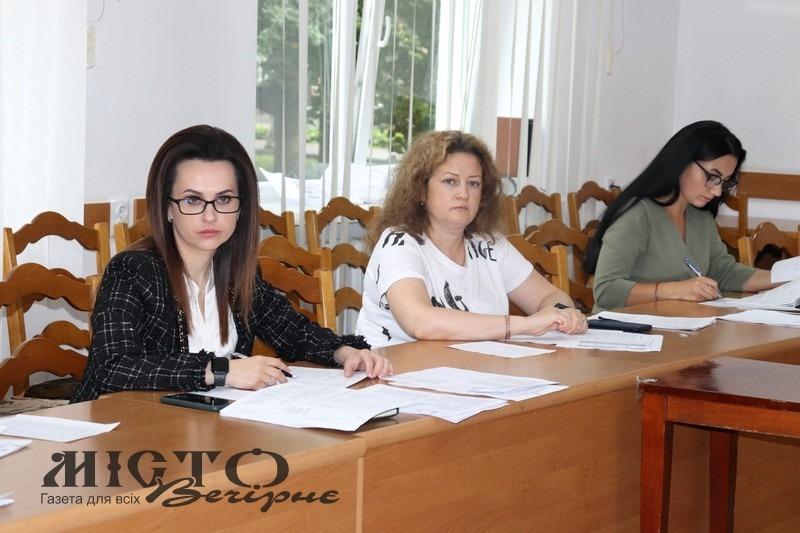 У Володимирі відбулось засідання комісії з питань охорони здоров'я, екології та соцзахисту