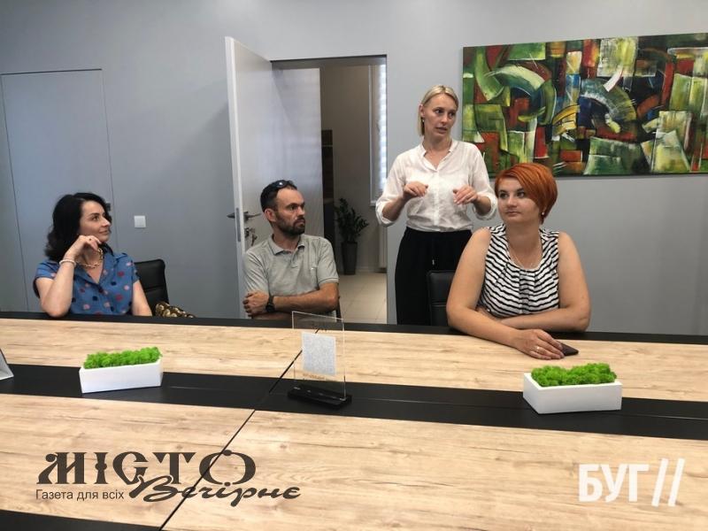 У Володимирі в агенції регіонального розвитку «Прибужжя» провели тренінг присвячений залежності від гаджетів