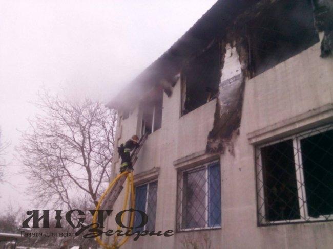 В Харкові горів будинок для літніх людей: 15 загиблих і 9 постраждалих
